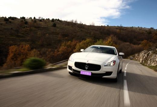 Maserati Quattroporte lvbmag.com