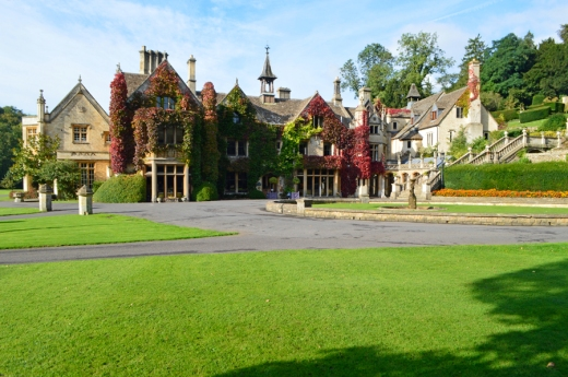 1 Castle Coombe Manor House © lvbmag.com