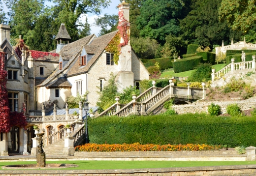6 Castle Coombe Manor House © lvbmag.com