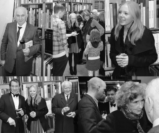 Irish Georgian Society Robert O'Byrne book launch © lvbmag.com