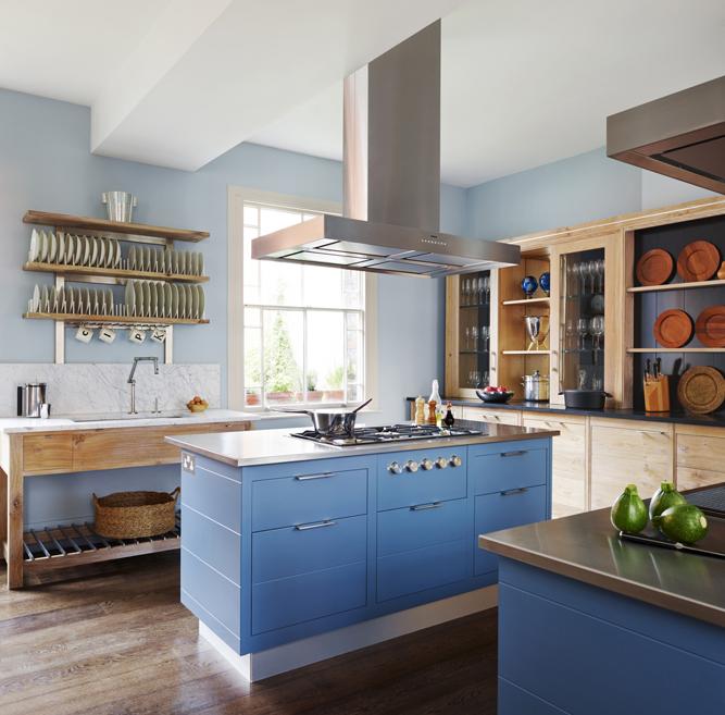 Peter Sheppard + Smallbone Kitchens Brasserie Range