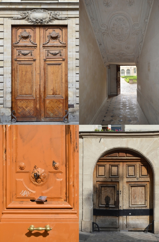 Paris Doors © Stuart Blakley lvbmag.com