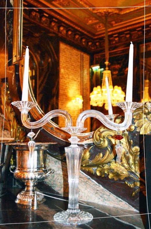 Cristal Room Baccarat Candle © Stuart Blakley lvbmag.com