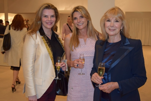 Susan Hampshire, Lady Kulukundis, & friends © Stuart Blakley Lavender's Blue_edited-1