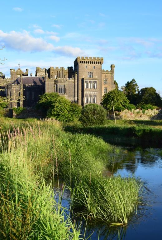 Markree Castle from River © Lavender's Blue Stuart Blakley