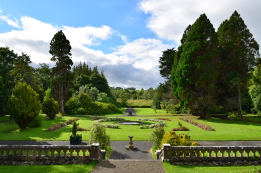 Markree Castle Garden © Lavender's Blue Stuart Blakley