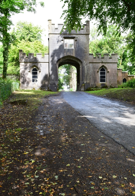 Markree Castle Gatehouse © Lavender's Blue Stuart Blakley