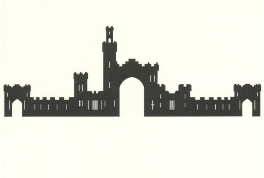 Markree Castle Gateway © Lavender's Blue Stuart Blakley