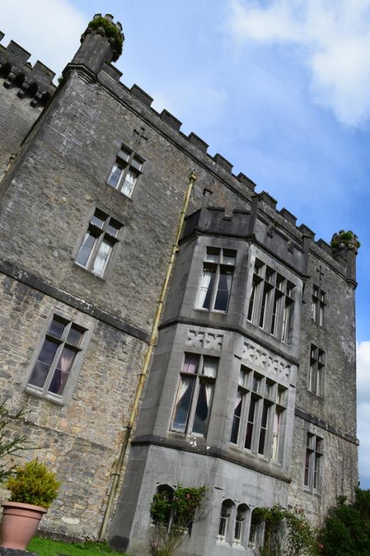 Markree Castle Side © Lavender's Blue Stuart Blakley