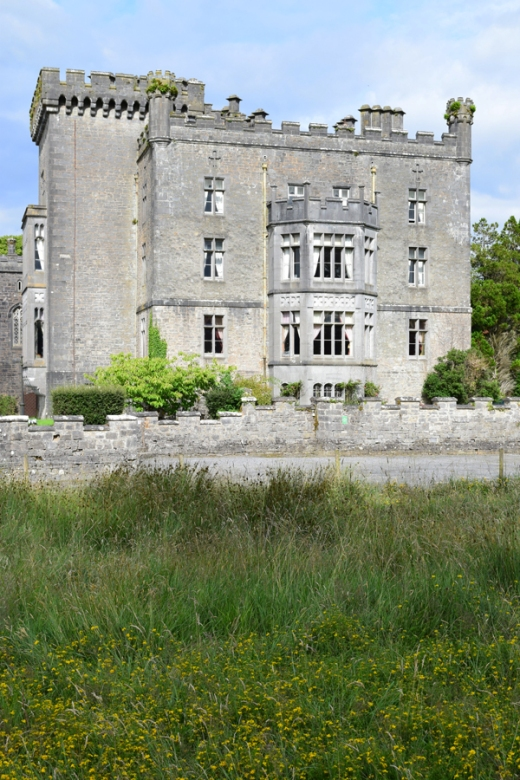 Markree Castle Side Elevation © Lavender's Blue Stuart Blakley