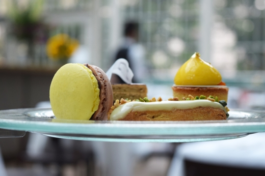 Royal Opera House Covent Garden Afternoon Tea by Claire Clarke © Lavender's Blue Stuart Blakley