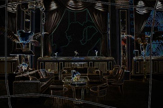 Bloomsbury Ballroom Victoria House Interior © Lavender's Blue Stuart Blakley