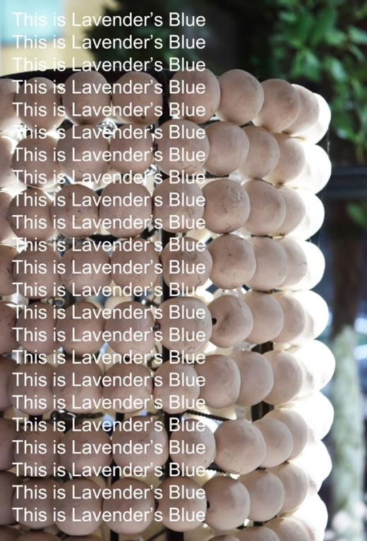 Ham Yard Hotel Hall © Lavender's Blue Stuart Blakley