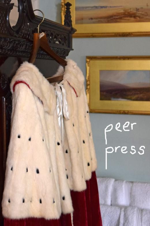 Island Hall Peer's Robes © Lavender's Blue Stuart Blakley