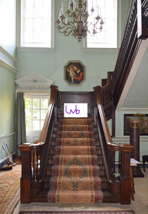 Island Hall Staircase © Lavender's Blue Stuart Blakley