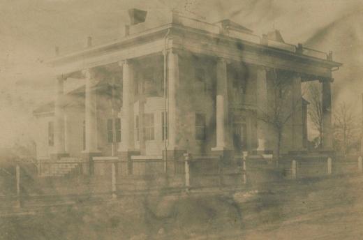 Antebellum House 1905 © Lavender's Blue Stuart Blakley
