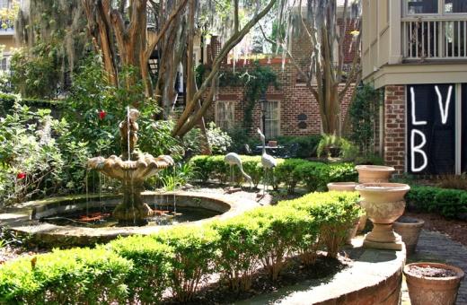 Savannah Garden © Lavender's Blue Stuart Blakley