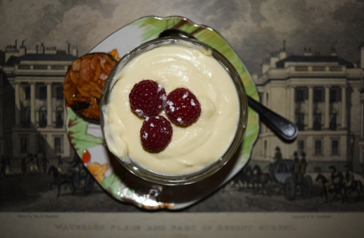 Huntington Castle Posset © Lavender's Blue Stuart Blakley