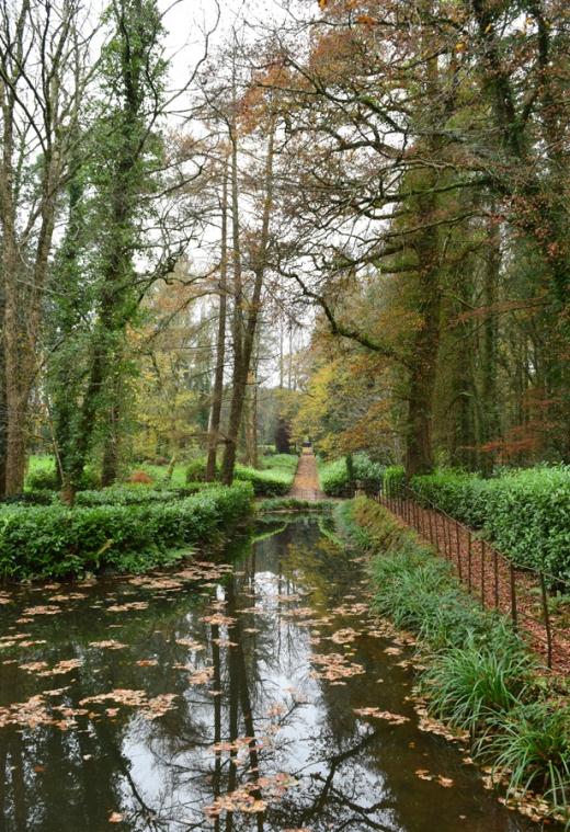 Huntington Castle Woodlands © Lavender's Blue Stuart Blakley