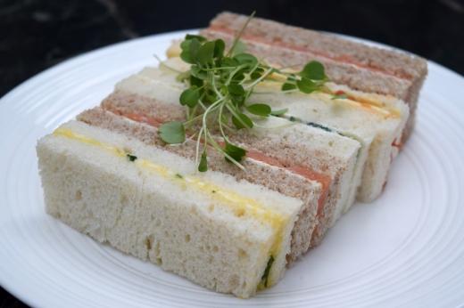 11 Cadogan Gardens Sandwiches © Lavender's Blue Stuart Blakley