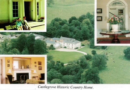 Castle Grove Ramelton @ Lavender's Blue Stuart Blakley