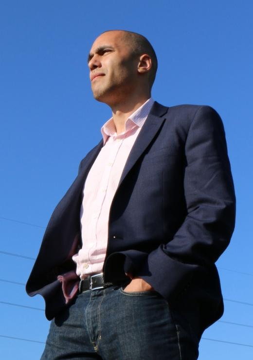 Dorian Beresford Property Developer © Lavender's Blue Stuart Blakley