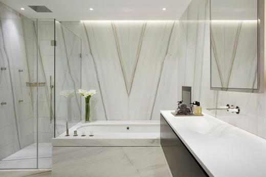 Morpheus Pavilion Bathroom @ Lavender's Blue Stuart Blakley