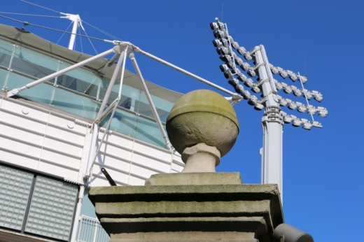 St John's Wood Lord's Cricket Ground Finial © Lavender's Blue Stuart Blakley