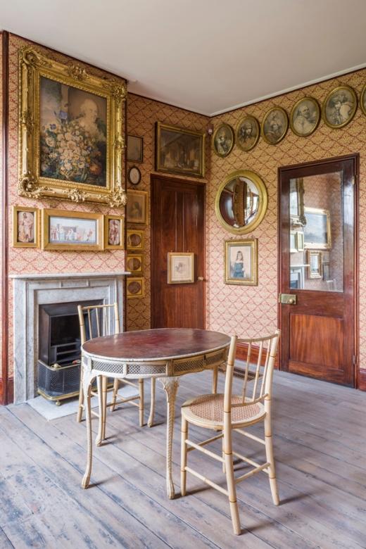 Mrs Soanes Morning Room © Gareth Gardner