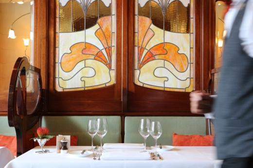 Comme Chez Soi Dining Room © Lavender's Blue Stuart Blakley