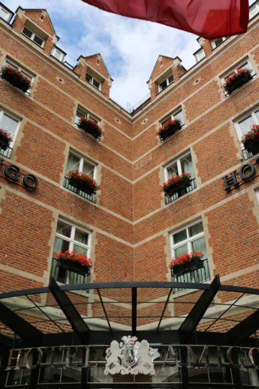 Hotel Amigo Brussels © Lavender's Blue Stuart Blakley