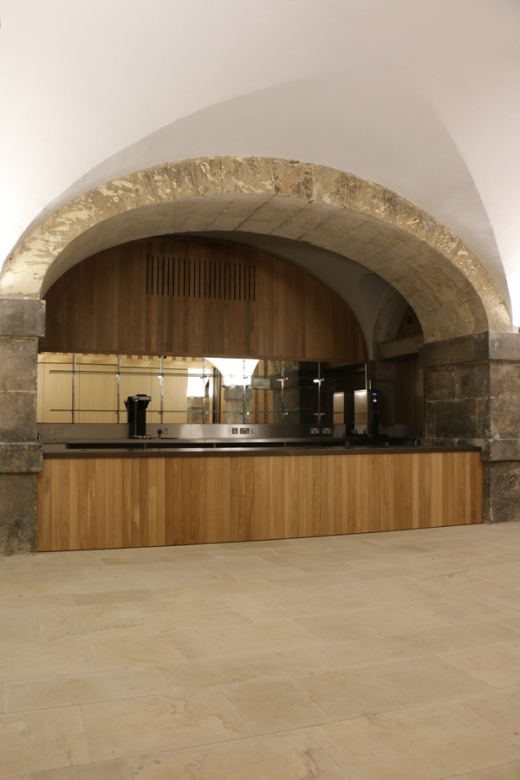 Christ Church Spitalfields Crypt Bar © Lavender's Blue Stuart Blakley