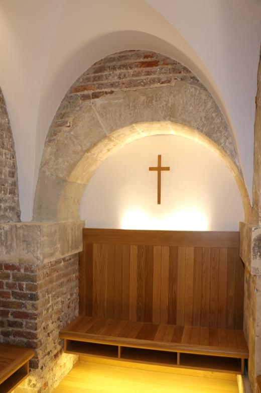 Christ Church Spitalfields Crypt Chapel © Lavender's Blue Stuart Blakley