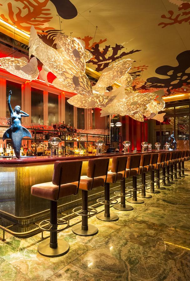 Mayfair Seafood Restaurant