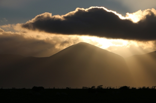 Mountains of Mourne Sunset © Lavender's Blue Stuart Blakley