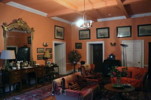 Tyrella House Hall © Lavender's Blue Stuart Blakley