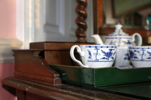 Tyrella House Tea Set © Lavender's Blue Stuart Blakley