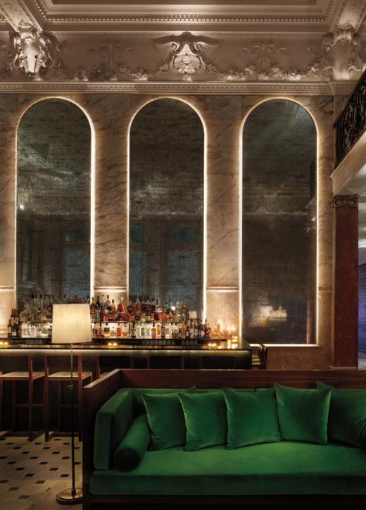 The London Edition Hotel Bar © Lavender's Blue Stuart Blakley
