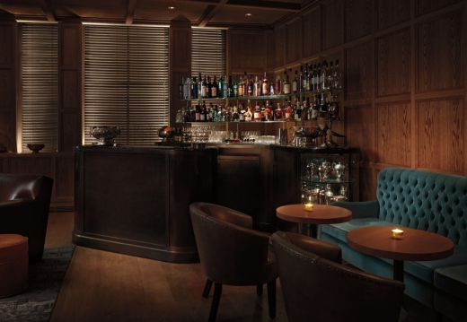 The London Edition Hotel Punch Room © Lavender's Blue Stuart Blakley