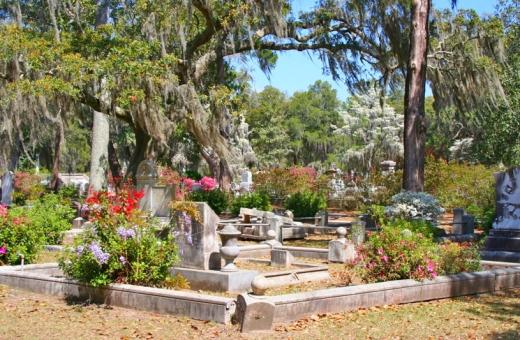 Bonaventure Cemetery © Lavender's Blue Stuart Blakley