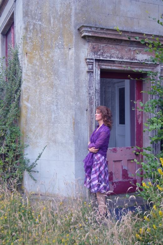 Janice Porter at Twilight © Lavender's Blue Stuart Blakley