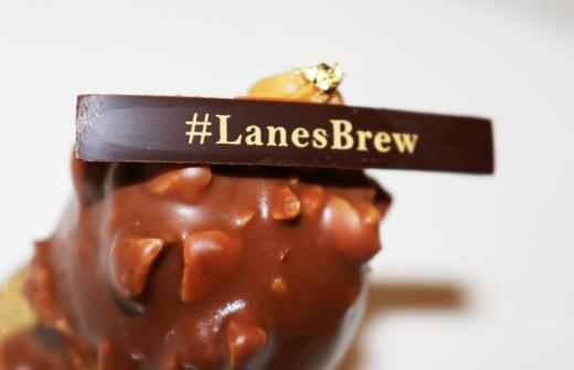 The Lanesborough Afternoon Tea Chocolate © Lavender's Blue Stuart Blakley