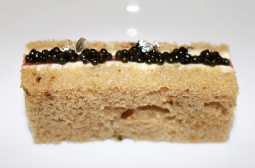 The Lanesborough Hotel London Sandwich © Lavender's Blue Stuart Blakley