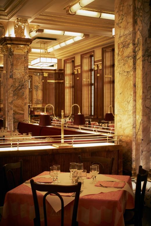 Brasserie Zédel London © David Loftus @ Lavender's Blue