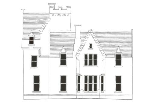 Ormiston House Belfast © Lavender's Blue Stuart Blakley