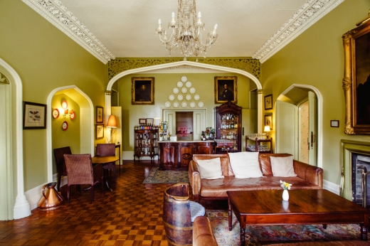 Rathmullan House Hotel Donegal Interior © Rathmullan House