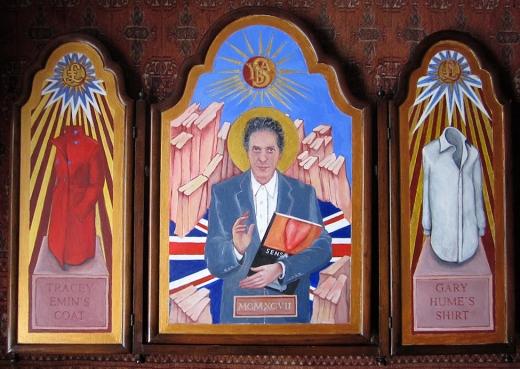 Saatchi Triptych © Anne Davey Orr