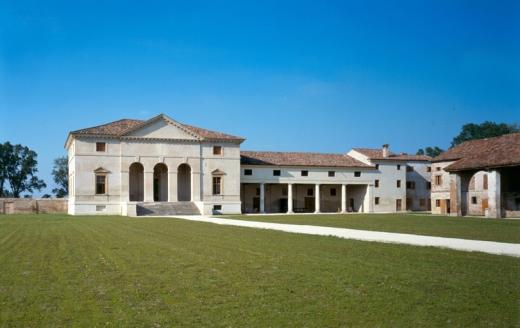 Villa Saraceno Palladian Villa © The Landmark Trust