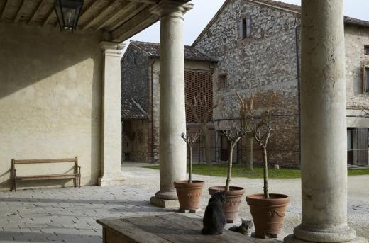 Villa Saraceno Veneto © The Landmark Trust