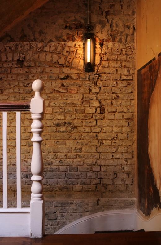 The Culpeper Pub Spitalfields Staircase © Lavender's Blue Stuart Blakley